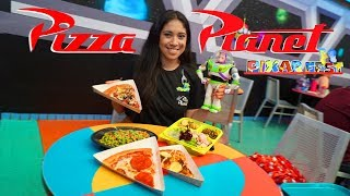 Pizza Planet has now Arrived at Disneyland for Pixar Fest!