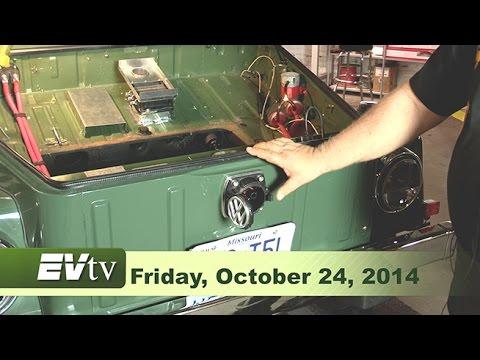 EVTV Friday Show - October 24, 2014
