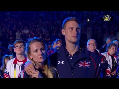Prince Harry and Michelle Obama speeches at the Invictus Games Orlando Opening Ceremony