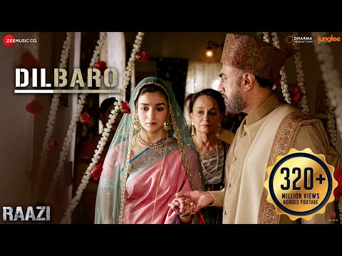Dilbaro - Full Video | Raazi | Alia Bhatt | Harshdeep Kaur, Vibha Saraf & Shankar Mahadevan thumbnail