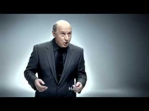 Reklama Getin Bank, Piotr Fronczewski, Fronczesky, reklama lokaty (Argentarii.pl)