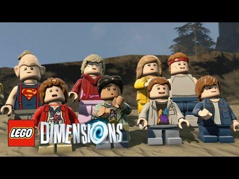 LEGO Dimensions: The Goonies Level Pack Walkthrough - The Goonies