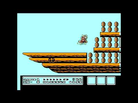 Video: Kotaro - Super Mario Bros 3 ep2