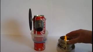 Coca Cola Can Engine HD