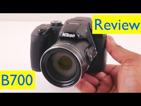 Nikon Coolpix B700 Review and 4K Video Zoom Test
