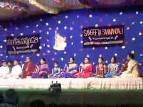 Tyagaraja Keerthanalu 4 by Meghana Killampalli
