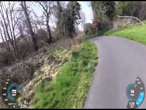 Cycling the Comber Greenway