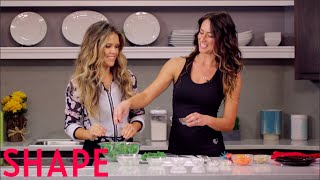 Tone It Up Girls: Sweet and Spicy Kale Salad Recipe | Shape