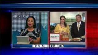 Como vivir Desafiando la Diabetes