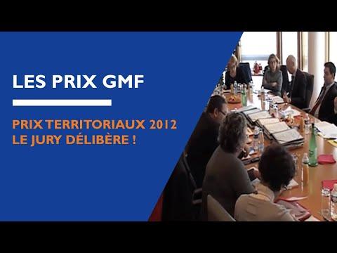 Prix Territoriaux 2012: le jury délibère !