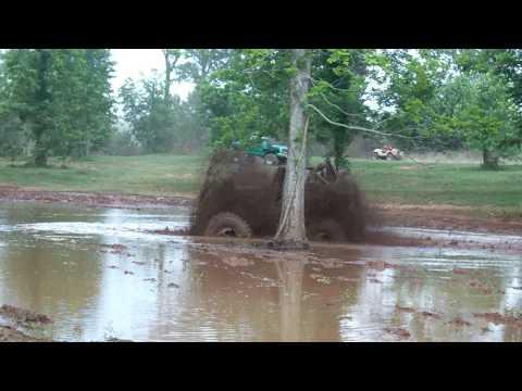 Gettin Dirty At Louisiana Mud Fest 2010