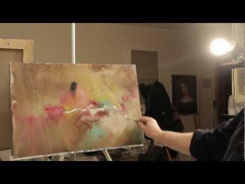 Уроки правополушарного рисования - видео
