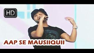 AAP SE MAUSIIQUII Full Song Sung by Himesh Reshammiya At SafaiGiri Awards (2016)