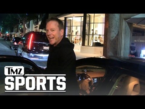 Kiefer Sutherland -- BACK OFF PETE CARROLL ... 'He's an Amazing Coach'