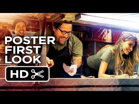 Chef - Poster First Look (2014) - Scarlett Johansson, Robert Downey Jr. Movie HD
