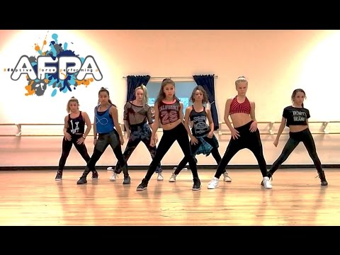 Fifth Harmony boss & Ariana Grande break Free At Afpa 2014 video