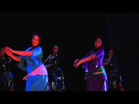 Saidi y Danza del Bastón, Recital Yo Bailo en Tabla by Paula. Rep. Dominicana Bellydance