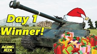 AgingJedi's 12 Days of Xmas 2017 - Day 1 Winner - Bat Chat 25t