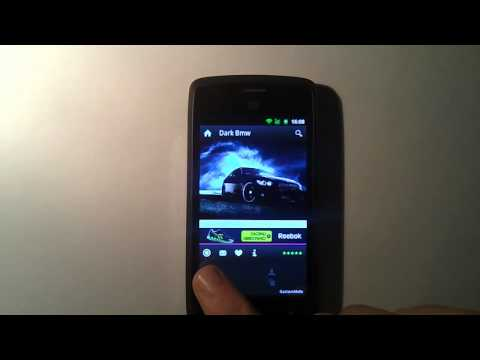 7. Recenzja test  Aplikacji - Zedge , Under Control ! video
