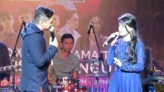 download lagu Wani Kayrie Ft. Ungu - Berteman Sepi Live  gratis