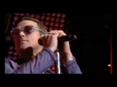 "ROBBIE WILLIAMS - ""video killed the radio star"""