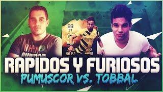 LOS MAS RAPIDOS Y FURIOSOS CHALLENGE VS PUMUSCOR