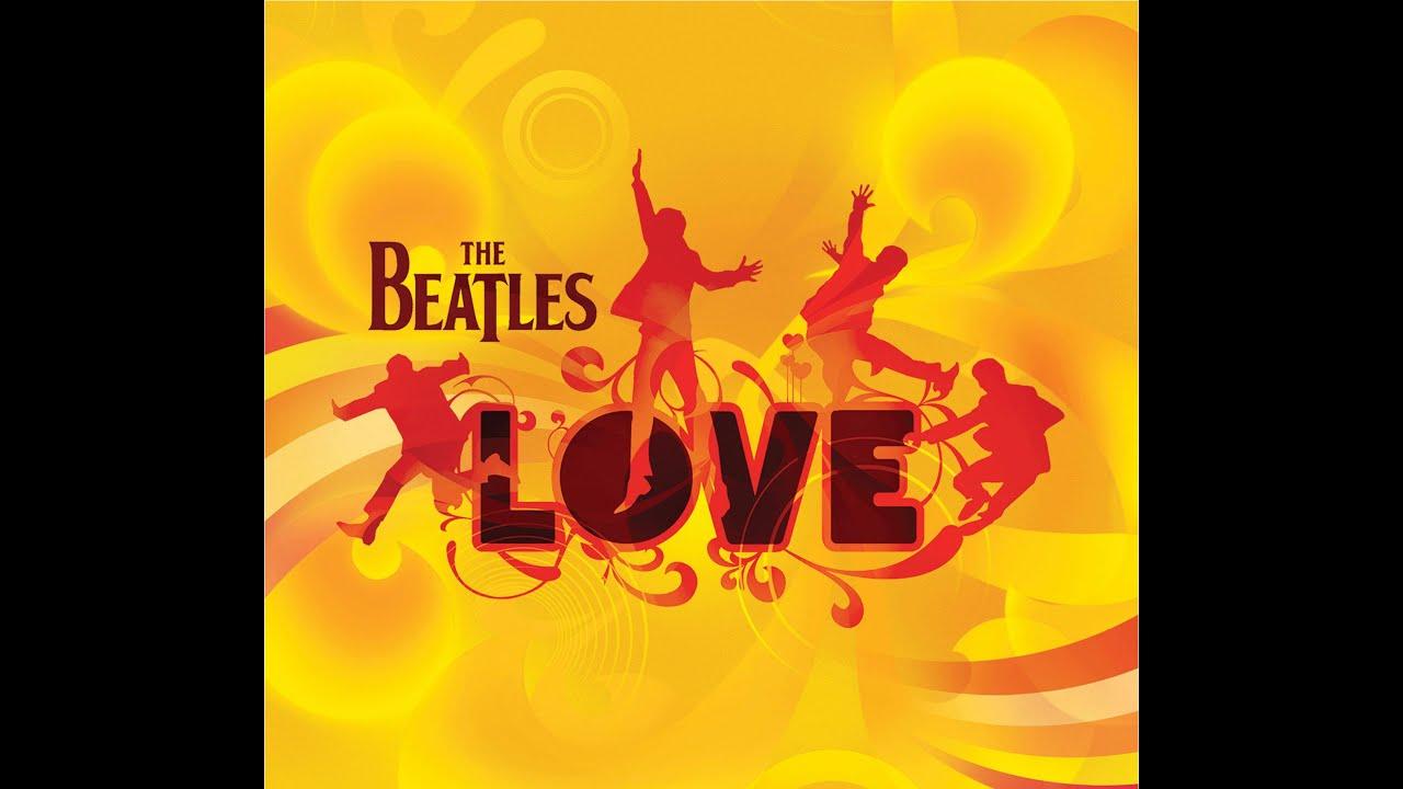 Beatles Love Love The Beatles 2006