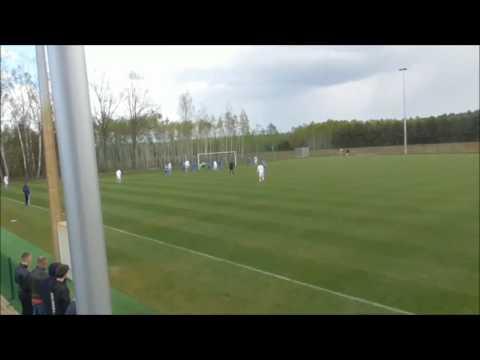 U-19: Stal Mielec - Legia Warszawa 23.04.2017 (bramki)