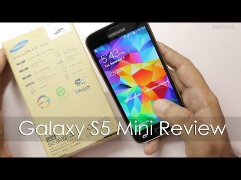 Samsung Galaxy S5 Mini Smartphone Quick Review