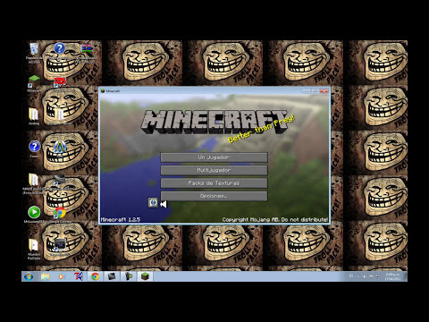 Tutorial: Descargar Minecraft ultima version actualizable (loquendo)
