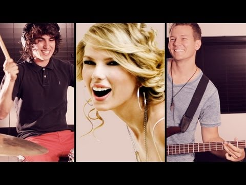 We Are Never Ever Getting Back Together - Taylor Swift (Tyler Ward cover)