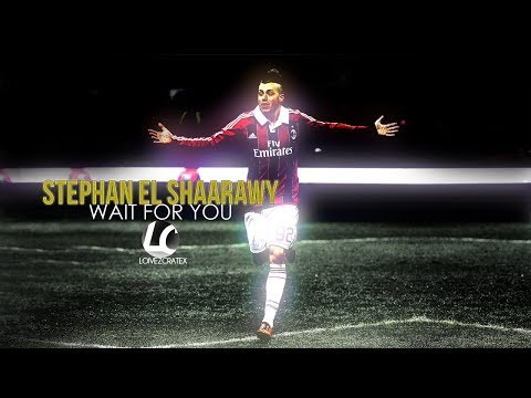 Stephan El Shaarawy - Wait For You