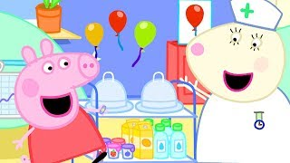 Peppa Pig Full Episodes | Hospital | Cartoons for Children