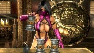 Mortal Kombat Komplete Test Your Sight Wins & Failure
