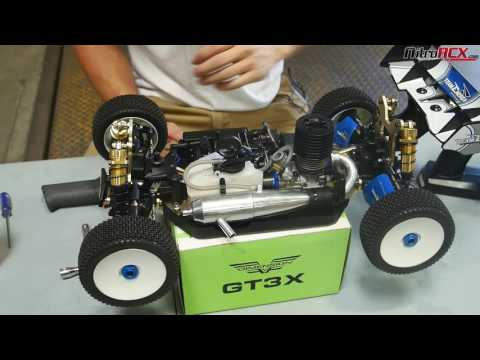 Nitrorcx Guide: Fine Tuning your Nitro RC Car