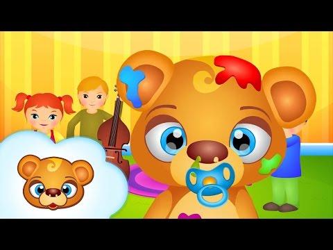 Jestem Sobie Przedszkolaczek - Piosenki Dla Dzieci - RosNutki