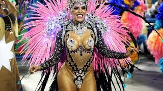 Rio Carnival 2019 [HD] - Floats & Dancers | Brazilian Carnival | The Samba Schools Parade