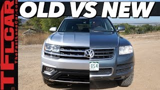 Is a $4000, 15-Year-Old VW Touareg Better Than A Brand New $50K 2019 Volkswagen Atlas?