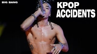 UNBELIEVABLE KPOP ACCIDENTS & FAILS