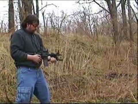 AK-47 & AR-15 pistols Video