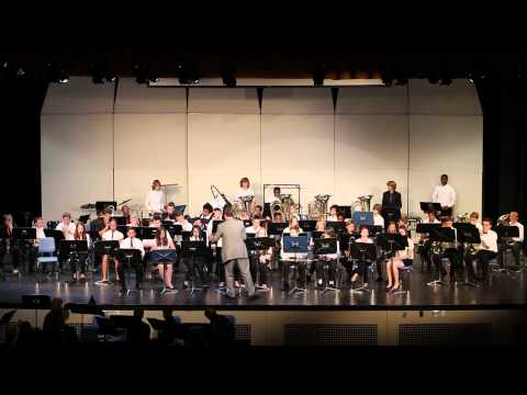 Thurgood Marshall Fundamental Middle School Wind Ensemble 2014