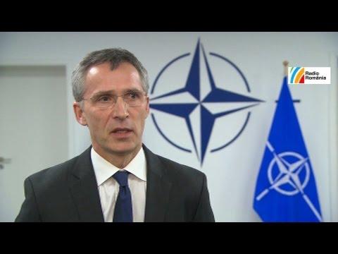 Secretarul general NATO Jens Stoltenberg despre atentatul din Paris
