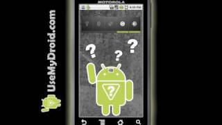 Droid Battery Life - Power Control Tips #1