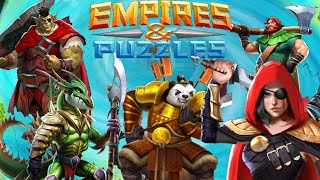 Mass Ascending Epic Heros...Empires and Puzzles