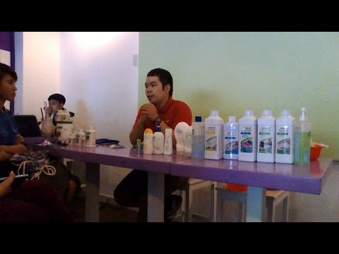 Full Demo Homecare And Personalcare Amway Products video