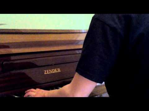 The Undertaker WWE theme song (Rest In Peace) piano cover