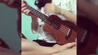 Giá như anh lặng im-ukulele