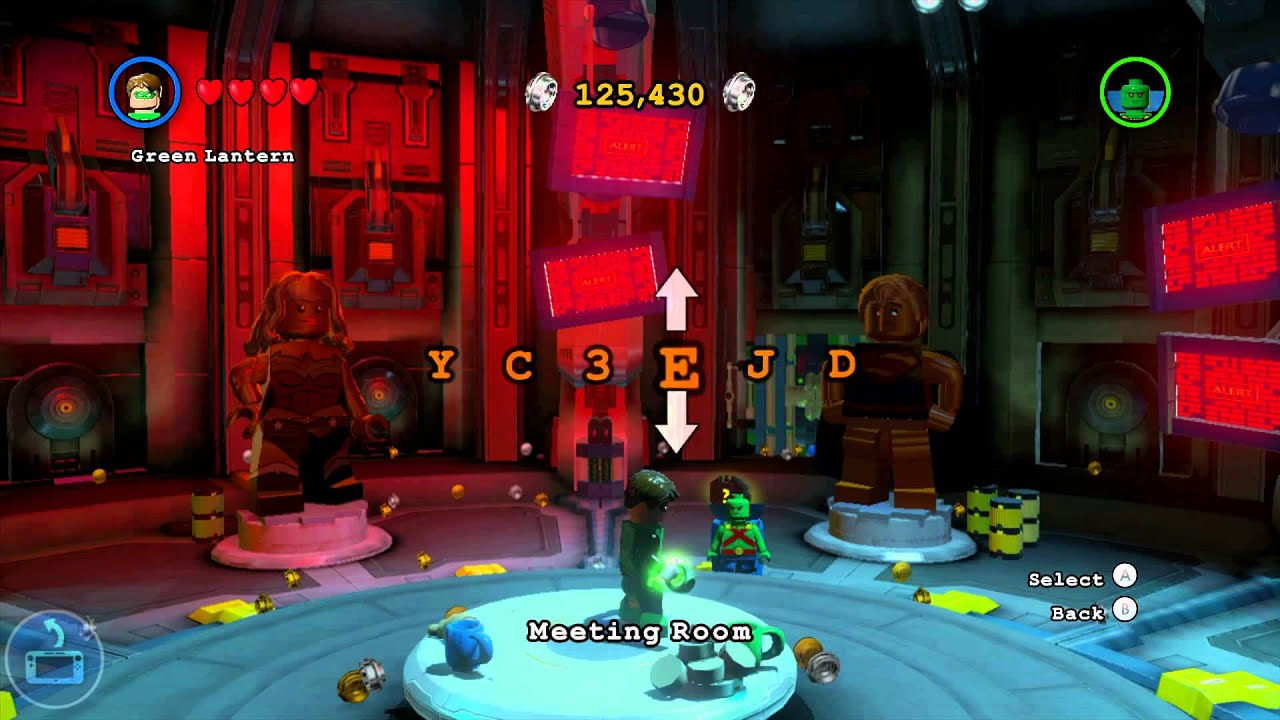 Lego Batman 3 Beyond Gotham Beast Boy Lego Batman 3 Beyond Gotham