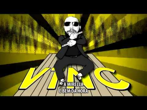 HOMENAGEM AO LATINO Gangnam Style Cauê Moura Desce a letra