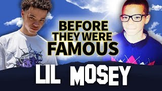 LIL MOSEY | Before They Were Famous | Pull Up | Soundcloud Rapper Biography